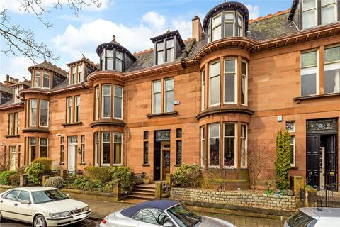 6 bedroom terraced house for sale - Kingsborough Gardens, Hyndland, Glasgow, G12