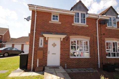 3 bedroom end of terrace house for sale - Rivelin Park, Kingswood, Hull, East Yorkshire, hu7 3gp