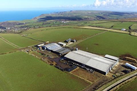 Farm for sale - Minster, Boscastle