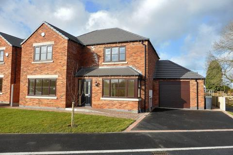 4 bedroom detached house for sale - Kingsley Road, Cellarhead