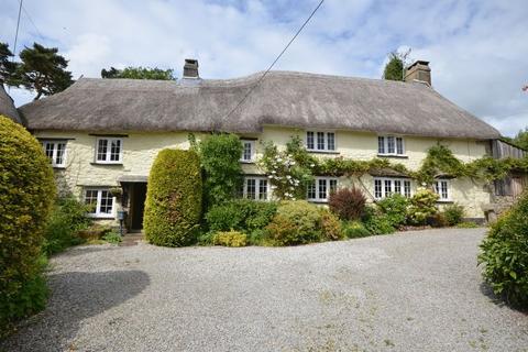 5 bedroom house for sale - Murchington Farmhouse, Chagford