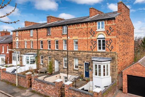 4 bedroom end of terrace house for sale - London House, 9 Avenue Road South, Newport, Shropshire, TF10
