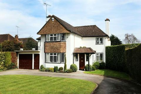 4 bedroom detached house for sale - Maiden Erlegh Drive, Earley, Reading