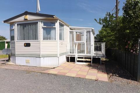 2 bedroom mobile home for sale - Holbeach Fen