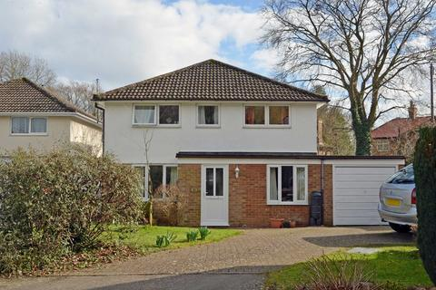 4 bedroom detached house for sale - Gloucester Close, Weedon