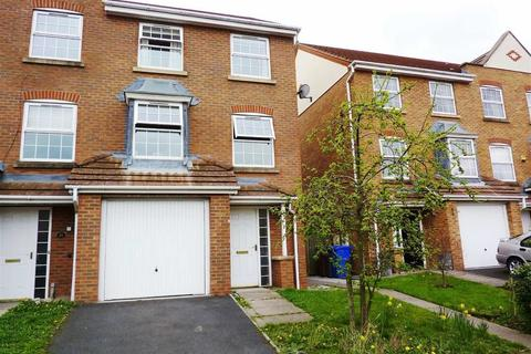 4 bedroom townhouse for sale - Bullrushes Close, Etruria, Stoke-on-Trent