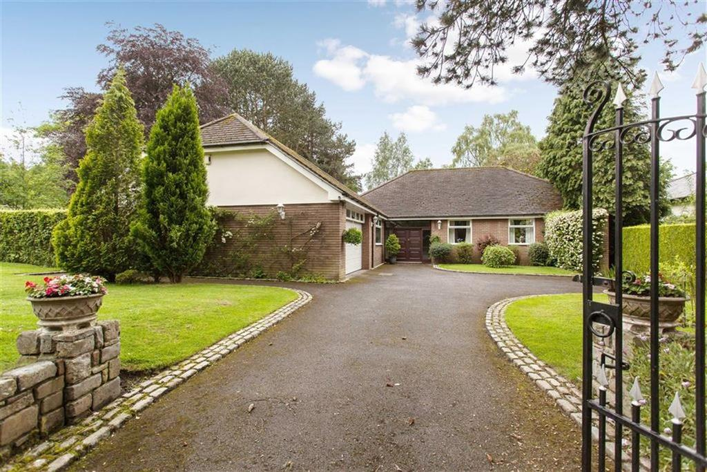 3 Bedrooms Detached House for sale in Broadway, Hale, Cheshire, WA15