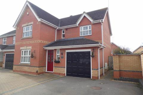 4 bedroom detached house to rent - Cobblestone Court, Hunsbury Meadows, Northampton