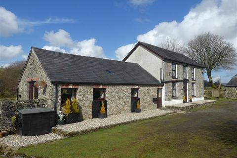 4 bedroom property with land for sale - Pumpsaint, Nr Lampeter