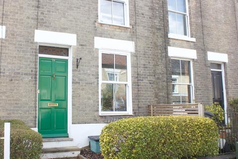 3 bedroom terraced house to rent - Bury Street, NR2