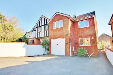 4 bedroom detached house for sale - BITTERNE PARK SCHOOL CATCHMENT! FOUR DOUBLE BEDROOMS! A MUST SEE!