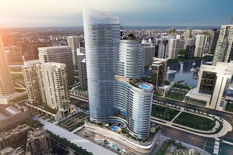 4 bedroom apartment  - Imperial Avenue, Downtown Dubai, Dubai