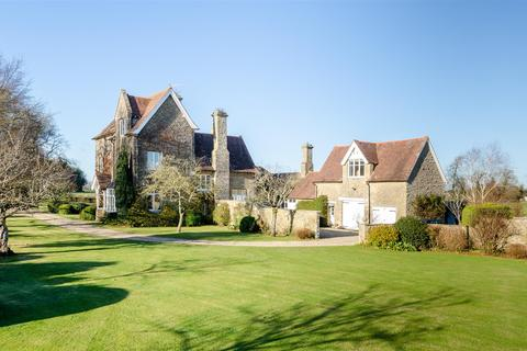 5 bedroom country house for sale - Hatherop, Cirencester