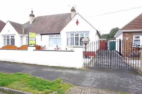 2 bedroom semi-detached bungalow for sale - Glamis Road, Hessle, Hessle, HU13
