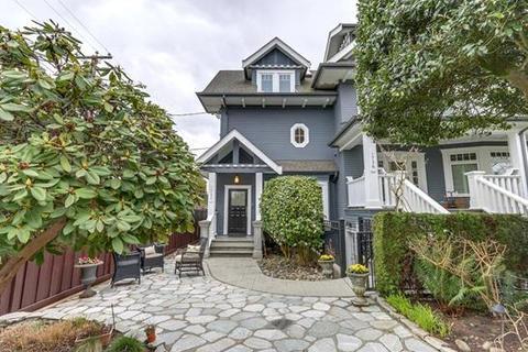 3 bedroom semi-detached house  - 1732 Balaclava Street, Vancouver, Kitsilano
