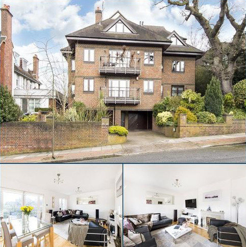 3 bedroom flat for sale - Oakhill Avenue, London, NW3