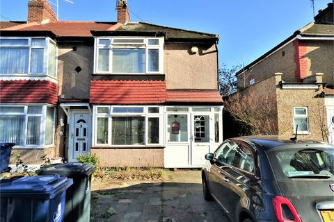 2 bedroom end of terrace house to rent - Federal Road, Perivale, Greenford, Greater London