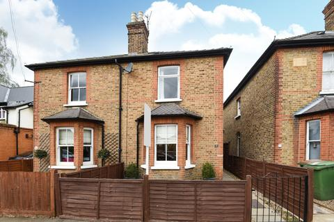 2 bedroom semi-detached house to rent - Walton on Thames