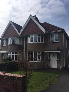 3 bedroom semi-detached house to rent - Glan Yr Afon Gardens, Sketty, Swansea, City And County of Swansea. SA2 9HX