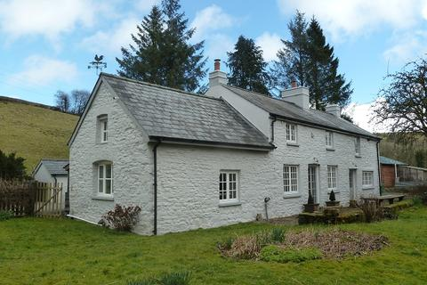 3 bedroom property with land for sale - Cwmwysg , Trecastle, Brecon, Powys.