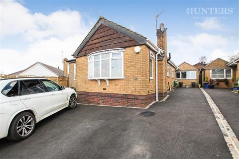 3 bedroom detached bungalow for sale - Overland Drive, Brown Edge, Stoke-on-Trent, ST6 8RF