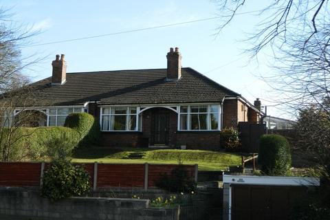 2 bedroom semi-detached bungalow for sale - Crewe Road, Sandbach