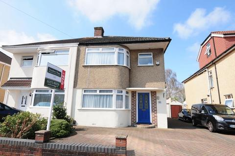3 bedroom semi-detached house for sale - Woodleigh Gardens, Whitchurch, Bristol, BS14