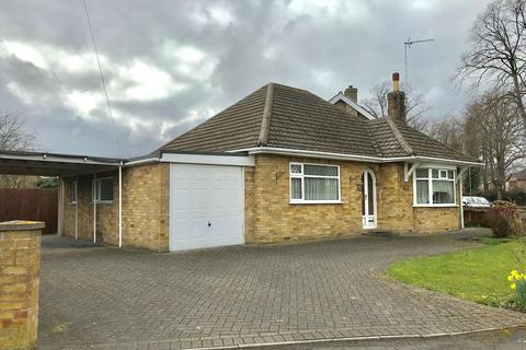 2 bedroom bungalow for sale - Meadow Close, Spalding, PE11