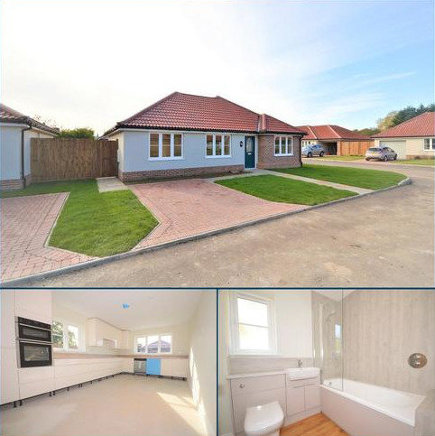 4 bedroom detached bungalow for sale - Plot 7 Warren Meadows, Bradfield, CO11 2QX