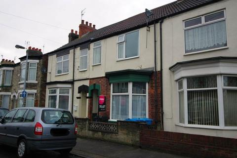 3 bedroom terraced house to rent - 22 East Park Avenue, East Hull