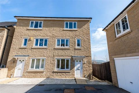 3 bedroom semi-detached house for sale - Bramling Cross Court, Fountain Head Village, HALIFAX, West Yorkshire, HX2