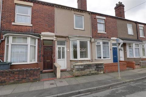 3 bedroom terraced house to rent - Nicholls Street, Stoke