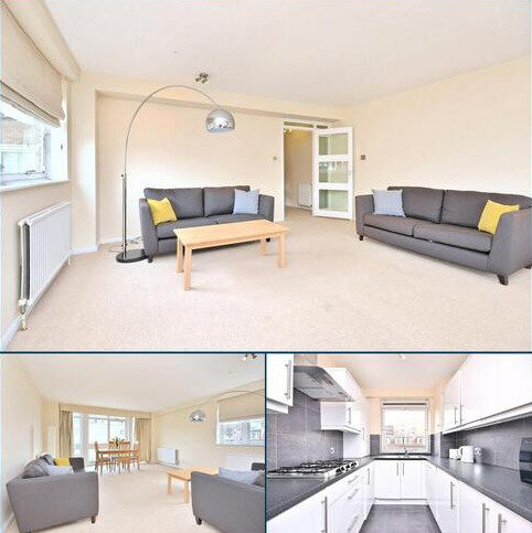 2 bedroom flat to rent - Blair Court, Boundary Road, St. John's Wood, London, NW8