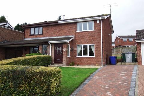 2 bedroom semi-detached house to rent - 11 Monsal Grove, Birches Head