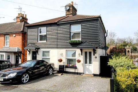 2 bedroom cottage for sale - Cromwell Road, Warley, Brentwood, Essex, CM14