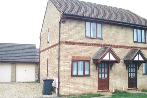 2 bedroom semi-detached house for sale - Parnwell