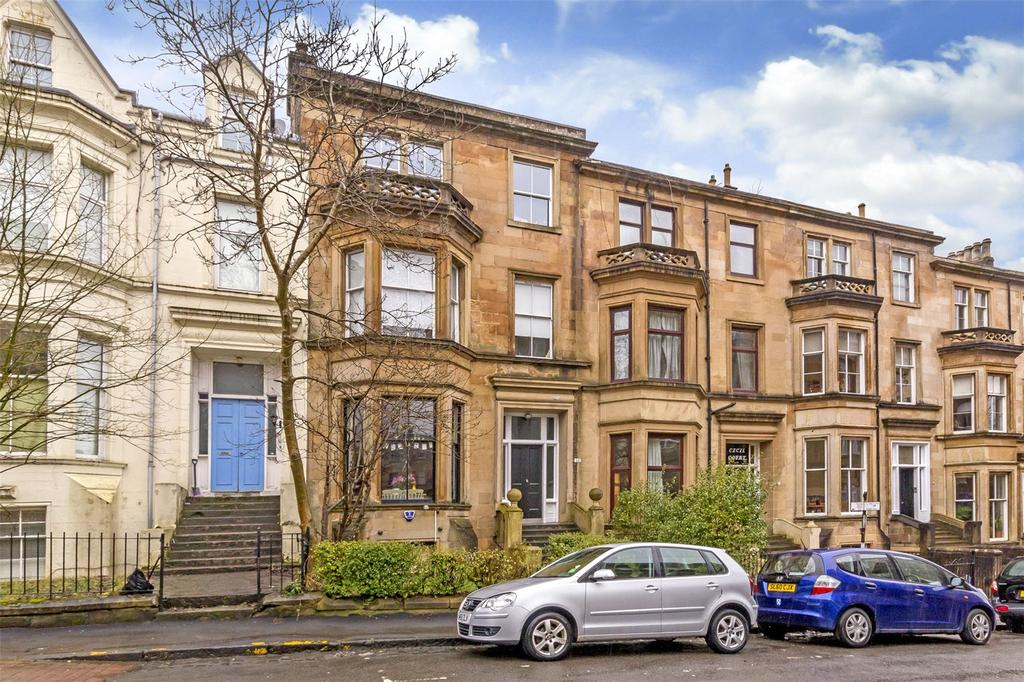 Basement 48 Cecil Street Hillhead Glasgow G48 48 Bed Flat £4848 Simple Basement Bedrooms Exterior Property