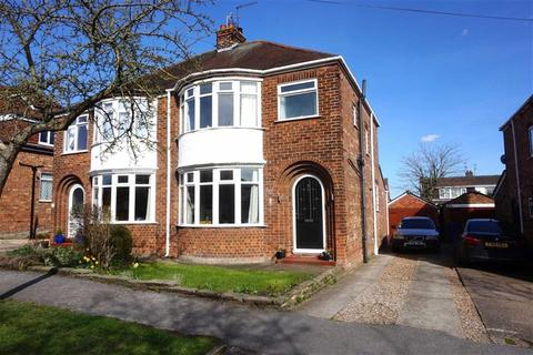 3 bedroom semi-detached house for sale - Derrymore Road, Willerby, Willerby, HU10