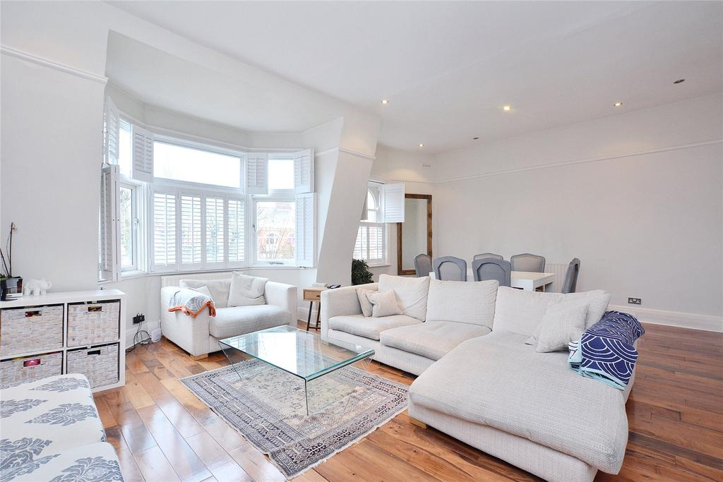 Elgin Mansions Elgin Avenue Maida Vale London W9 2 Bed Flat To