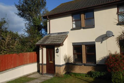 2 bedroom semi-detached house to rent - Meadowside, Treloggan