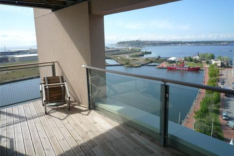 2 bedroom apartment to rent - Vega House, Falcon Drive, Cardiff, CF10