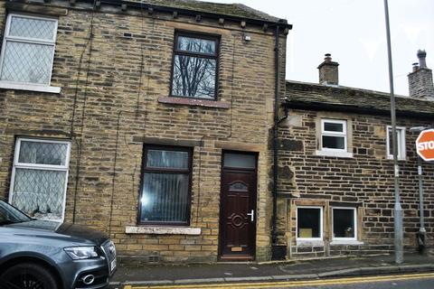 2 bedroom terraced house to rent - Daisy Hill Back Lane, Bradford, BD9 6DJ