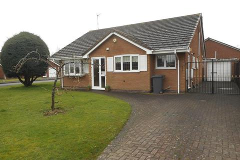 2 bedroom bungalow for sale - Inchford Close, Nuneaton