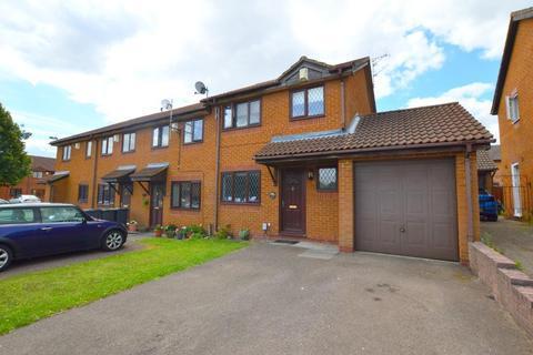 3 bedroom end of terrace house for sale - Dexter Close, Barton Hills, Luton, LU3 4DY