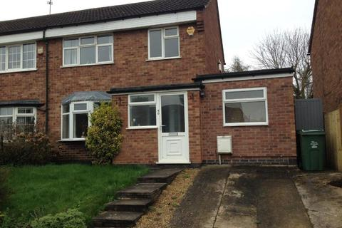 3 bedroom semi-detached house to rent - Chappell Close, Thurmaston, Leicester, Leicestershire, LE4 8DZ