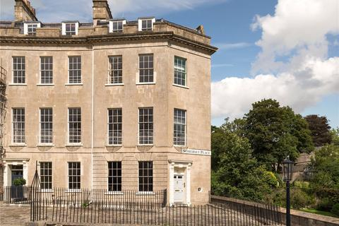 4 bedroom end of terrace house for sale - Somerset Place, Bath, BA1