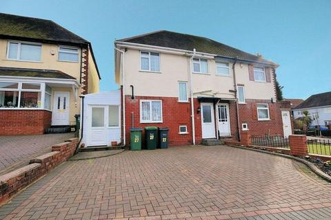 3 bedroom semi-detached house for sale - Grove Road, Warley Woods Area