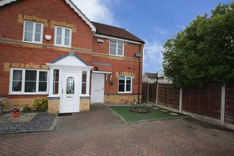 2 bedroom semi-detached house to rent - Seathwaite Close, Middleton,  Manchester M24 5YB