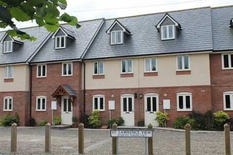 3 bedroom terraced house to rent - 4 St Lawrence View, Teme Avenue, Ludlow, SY8