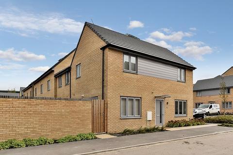 3 bedroom end of terrace house for sale - Hazel Mead, Central Dunstable
